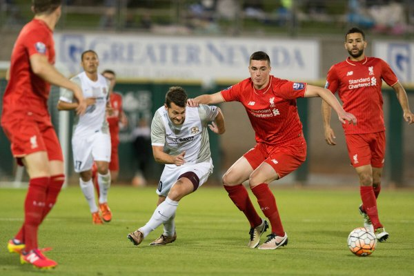 Stewart vs Liverpool (U21)