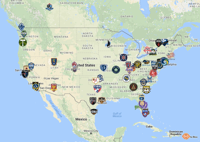 NASL, USL, MLS & CanPL Expansion News & Rumors Tracker – October 2016 Edition