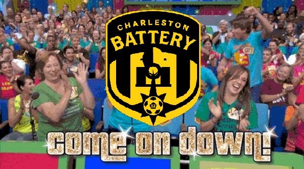 Fury's Next Opponent: Charleston Battery, Come On Down!