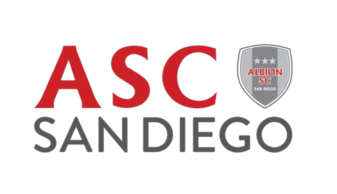 Albion SC Refocuses On Pro Goals With ASC San Diego Rebrand