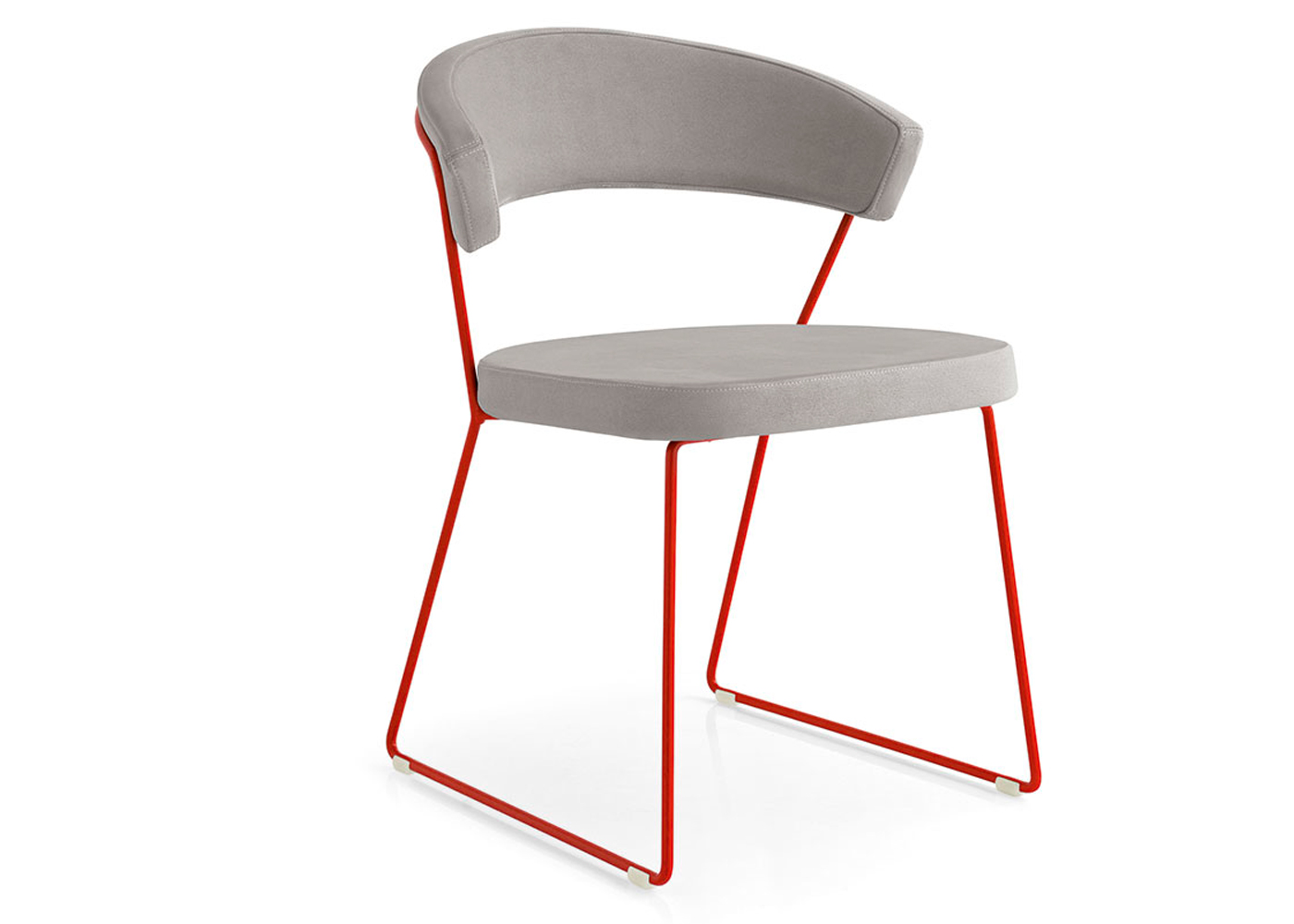 Calligaris Chairs Calligaris New York Sleigh Chair Midfurn Furniture