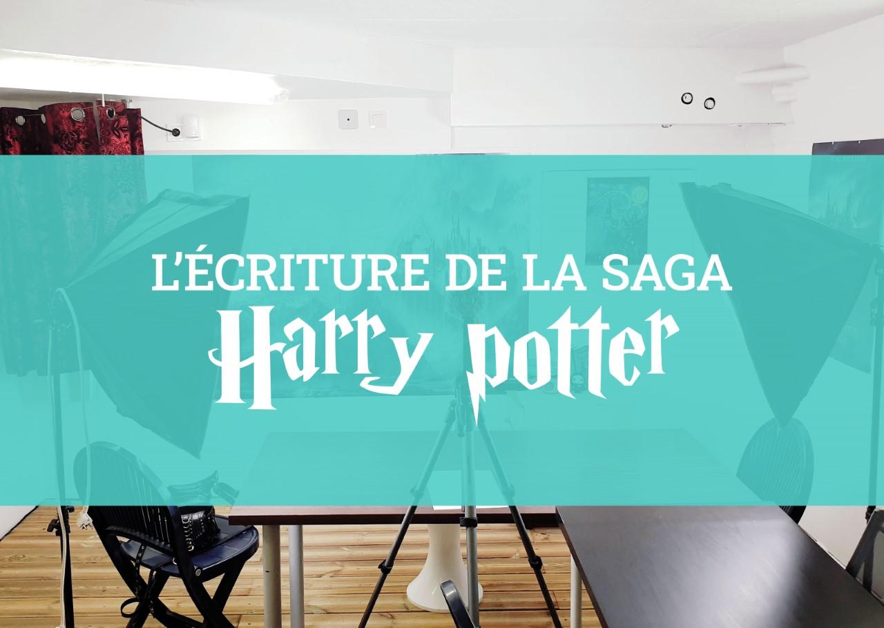 écriture du roman Harry Potter