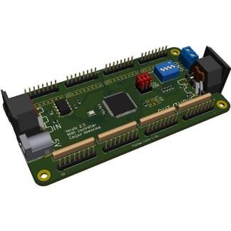 MIDI controller dependent pistons
