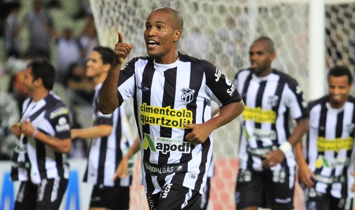 Mostrando sua força, o grupo do Ceará conseguiu construir uma ótima vantagem para o jogo de volta