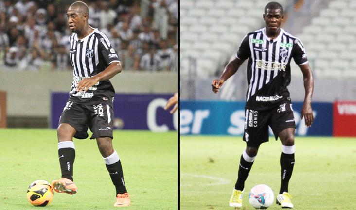 Regís renovou até o fim da temporada, enquanto Diego Ivo acertou até novembro de 2014