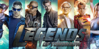 legends of tomorrow dc's