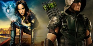 vixen e oliver arrow