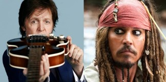 Johnny Depp,Paul McCartney