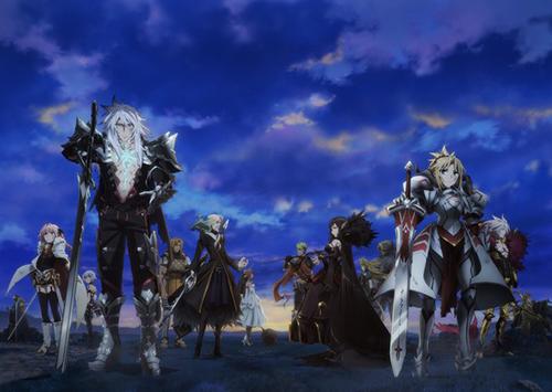 fate-apocrypha Anime Fate/Apocrypha é anunciado