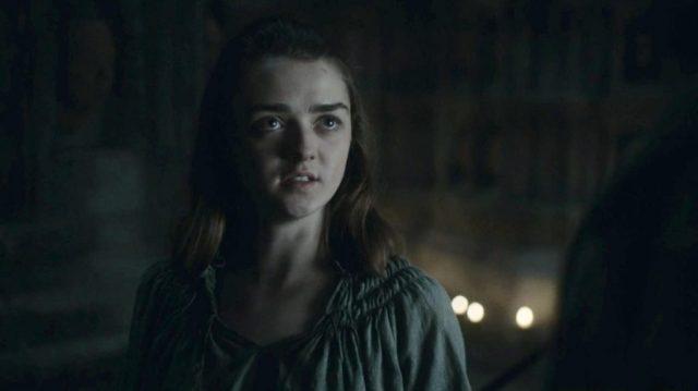 arya-stark-1024x574 Game of Thrones | Maisie Williams conta como gostaria que série acabasse
