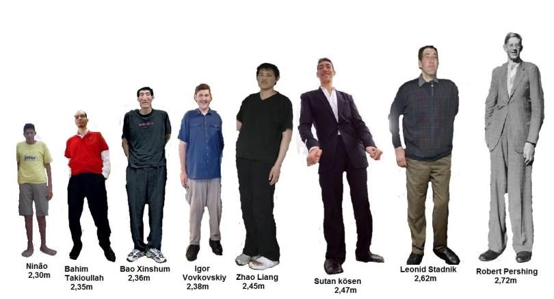 Fotos, Curiosidades, Comunicação, Jornalismo, Marketing, Propaganda, Mídia Interessante gigante A Vida do homem mais alto do mundo Cotidiano Curiosidades