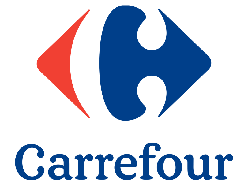 Carrefour logo - Significado da logo do Carrefour! Surpreenda-se!