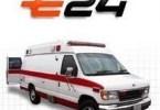 """e24 - Programa da Band """"e24"""" mostrava profissionalismo em cotidiano de hospitais"""