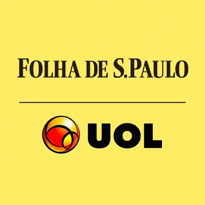 Logo Folha UOL 01 - Em 2010 Folha e UOL promoveram primeiro debate entre presenciáveis na Web do Brasil