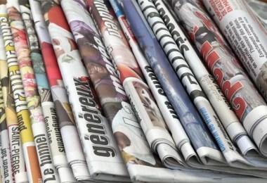 Fotos, Curiosidades, Comunicação, Jornalismo, Marketing, Propaganda, Mídia Interessante jornal-impresso Curiosidades sobre Jornais impressos - Qual o menor e o maior jornal do mundo? Curiosidades