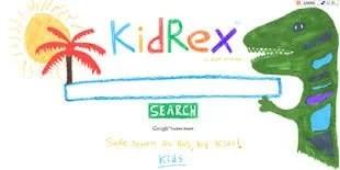 kid rex google search