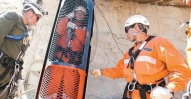 mineiros soterrados no chile sera produzido 2 - Cão cuida da bicicleta de seu dono sem cessar