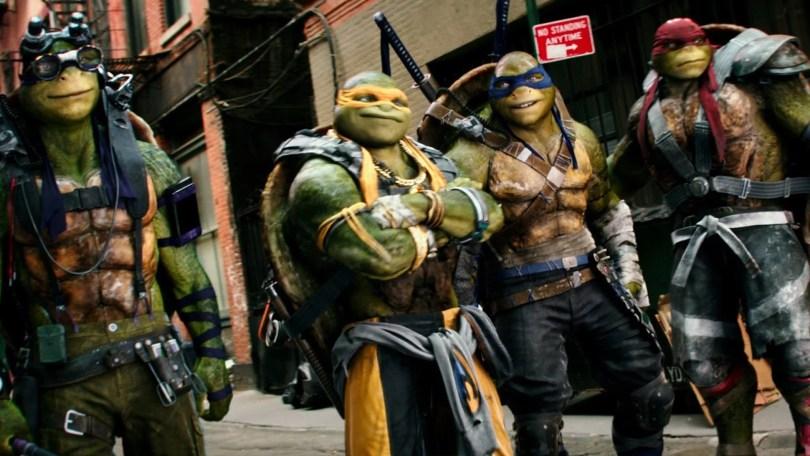 tartarugas ninja 2016 filme 1 - Novo filme as Tartarugas Ninja Fora das Sombras - 2016