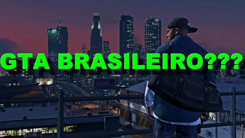 171 gtabrasileiro - Afinal como está o projeto do jogo GTA brasileiro?
