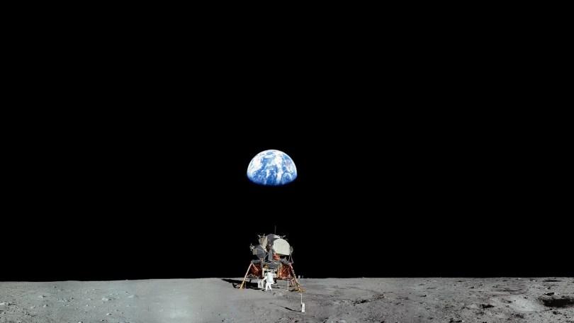 lua foguete - NASA não quer saber mais da Lua?
