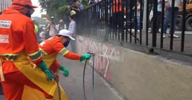 grafite sao paulo reproducao facebook joao doria 3 - Semáforo queima em SP e uma foto incrível aparece