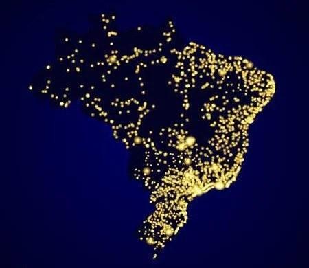 Fotos, Curiosidades, Comunicação, Jornalismo, Marketing, Propaganda, Mídia Interessante populacao-brasil-cidade-brasileiras As 300 maiores cidades do Brasil em 2017 - Dados IBGE Curiosidades Listas  As 300 maiores cidades do Brasil em 2017 - Dados IBGE