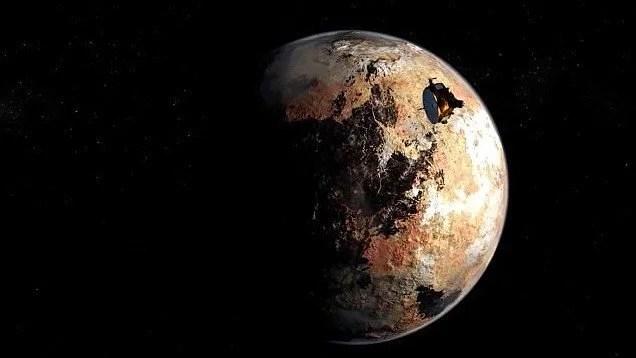 Fotos, Curiosidades, Comunicação, Jornalismo, Marketing, Propaganda, Mídia Interessante video-undefined-28E0965900000578-292_636x358 Fotografar Plutão e seus desafios no caminho - New Horizons Universo  Fotografar Plutão e seus desafios - New Horizons