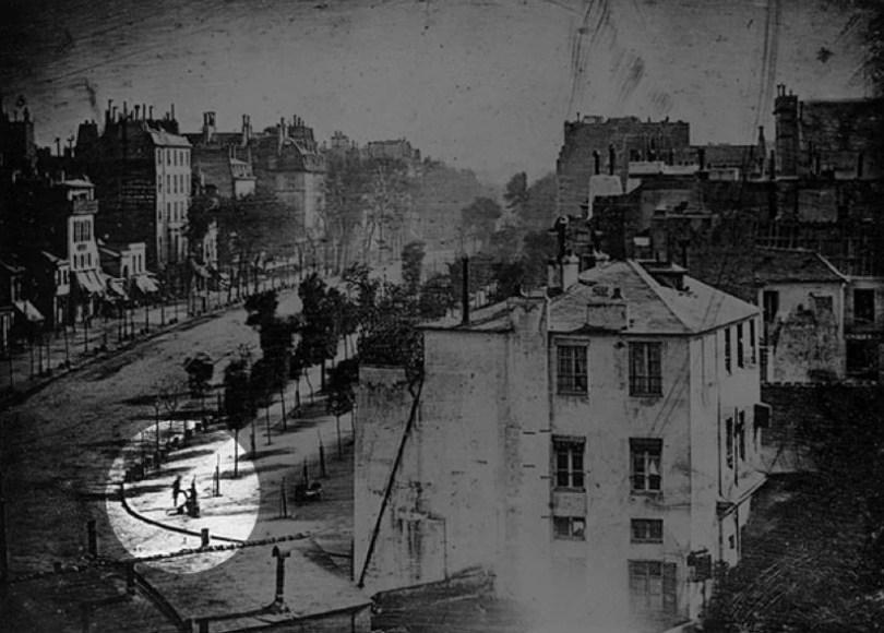 primeira foto - Fotografias: Qual a primeira foto e a primeira filmagem do mundo?