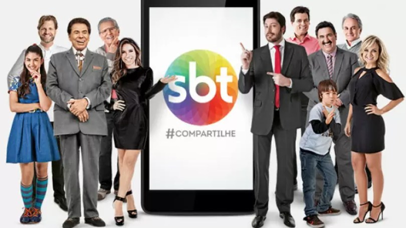 aplicativo SBT - Assista o SBT - AO VIVO
