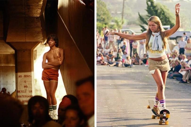 1970 California skateboard skater kids locals only hugh holland 9 - Skate e Califórnia dos anos 70
