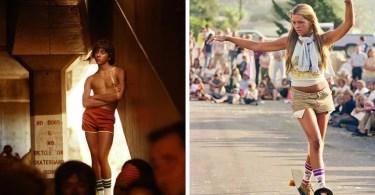 """Fotos, Curiosidades, Comunicação, Jornalismo, Marketing, Propaganda, Mídia Interessante 1970-California-skateboard-skater-kids-locals-only-hugh-holland-9 As """"Fontes de água"""" mais impressionantes do mundo Curiosidades Fotos e fatos  As"""