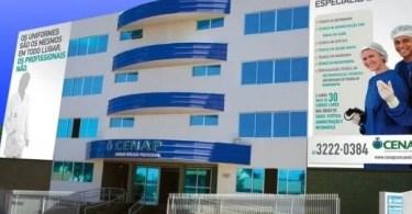 CENAP curso aerea saude - CENAP - Cursos na área da saúde no Oeste do Paraná