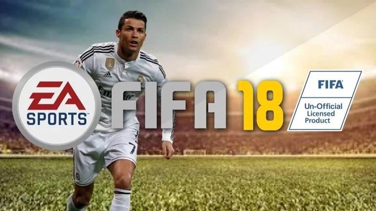 FIFA18 - FIFA 18 decide por somente Cristiano Ronaldo na capa e revela Trailer Oficial