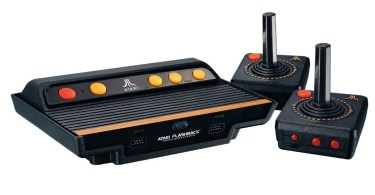atari flashback - Atari Flashback a primeira versão do Atari