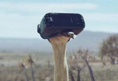 ave - Comercial Samsung que quebrou paradigmas para conceito em realidade virtual