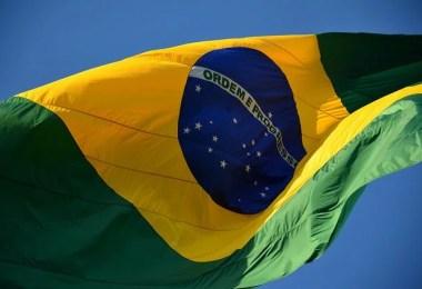 bandeira - Brasil possui 5.570 municípios