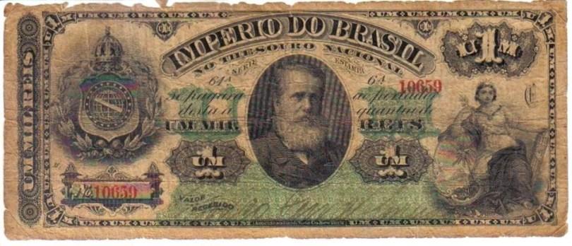 Fotos, Curiosidades, Comunicação, Jornalismo, Marketing, Propaganda, Mídia Interessante dinheiro-brasil Qual foi a primeira moeda utilizada no Brasil? Cotidiano Curiosidades  Qual foi a primeira moeda utilizada no Brasil? moedas antigas dinheiro antigo cédula antiga #reis #moedas mais antigas