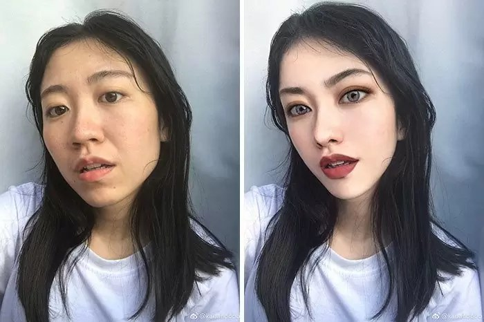 fake photoshopped social media images kanahoooo china 20 5942735979905  700 - Você realmente acredita nas fotos das Redes Sociais?