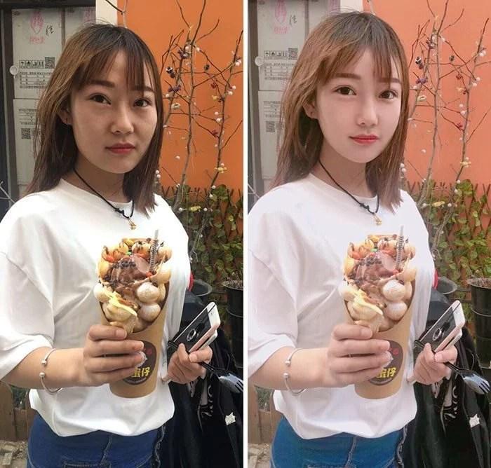 fake photoshopped social media images kanahoooo china 33 5942737707588  700 - Você realmente acredita nas fotos das Redes Sociais?