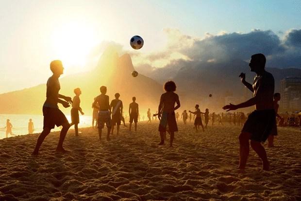 futebol musculacao el hombre - Canadá Diário: 10 Hábitos brasileiros elogiados pelos estrangeiros