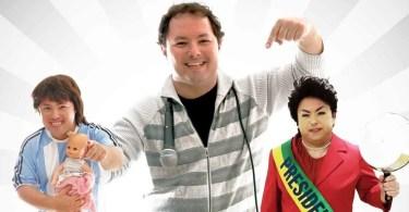 Fotos, Curiosidades, Comunicação, Jornalismo, Marketing, Propaganda, Mídia Interessante humorista-Alexandre-Porpetone Ciro Jatene: O maior imitador de voz do Brasil Humor Televisão  Ciro Jatene: O maior imitador de voz do Brasil