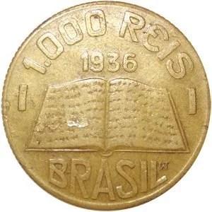 reis4 - Qual foi a primeira moeda utilizada no Brasil?