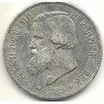 reis7 - Qual foi a primeira moeda utilizada no Brasil?