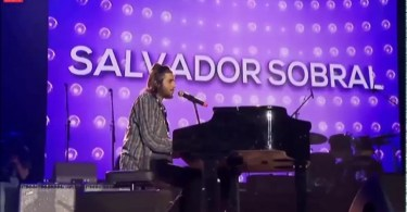 salvador sobral concerto - Quem são as cantoras que desafiaram cantar a Rainha da Noite?