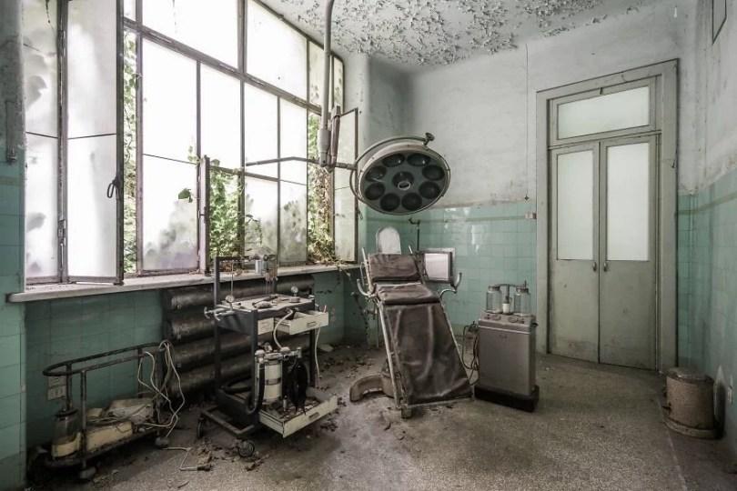 foto lugar local abandonado mundo italia inglaterra fotos 10 - Fotografias lindas de locais abandonados na Europa