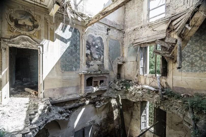 foto lugar local abandonado mundo italia inglaterra fotos 19 - Fotografias lindas de locais abandonados na Europa