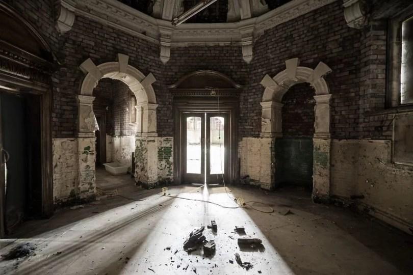 foto lugar local abandonado mundo italia inglaterra fotos 27 - Fotografias lindas de locais abandonados na Europa