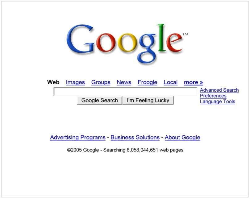 google tabs homepage - Google vai mudar a página inicial?