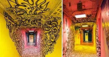 grafite pinturas artistas 2 - Celebridades sem maquiagem
