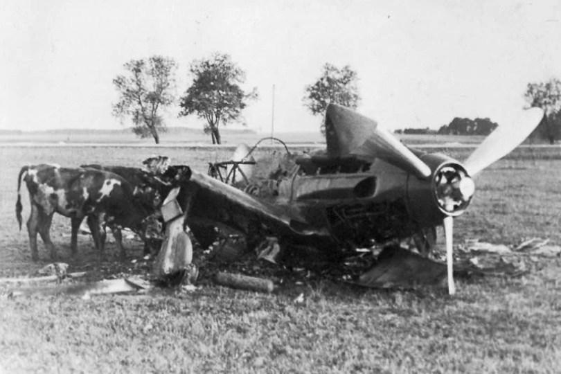 helicoptero abandonado 3 - Imagens de helicópteros e aviões abandonados
